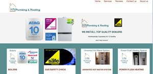 HN Plumbing & Heating